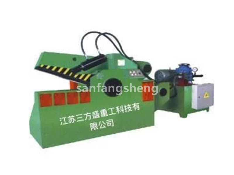 Q43-120T series hydraulic alligator shears