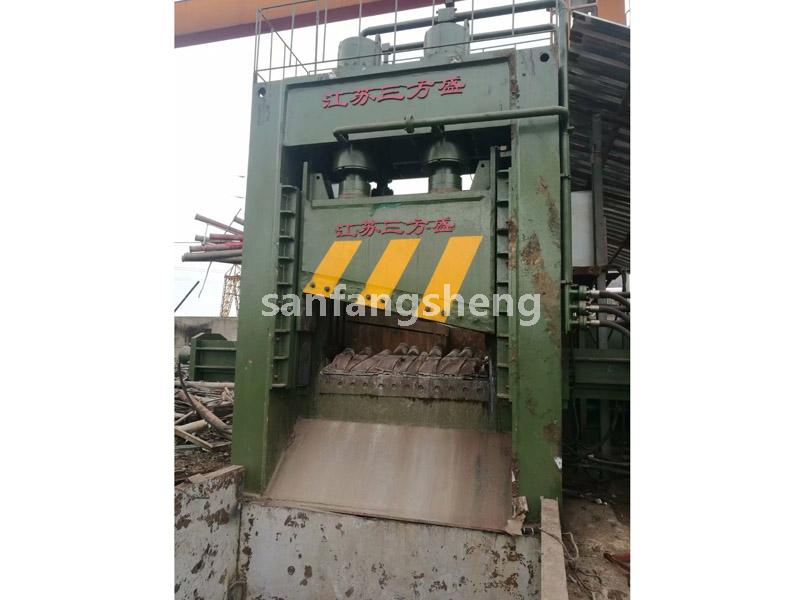 Q91-800T Heavy Duty Scrap Steel Gantry Shear