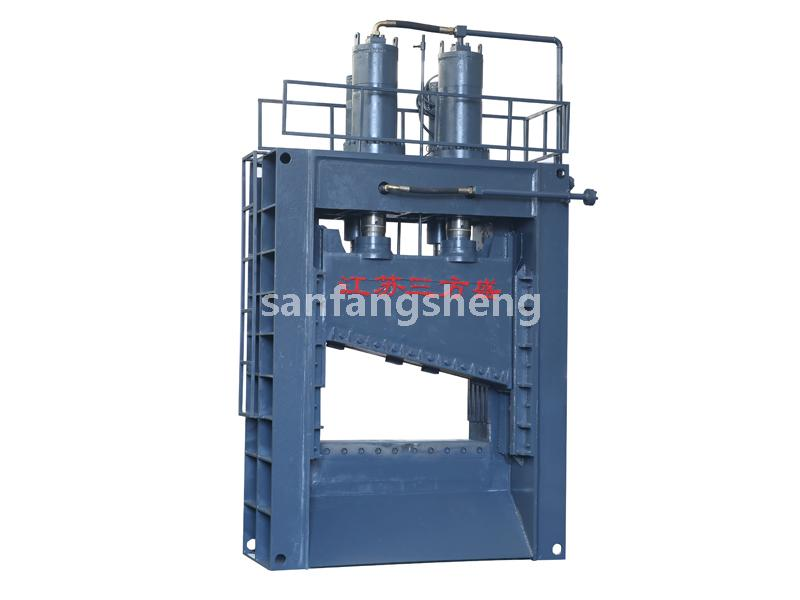 Q91-315T Heavy Duty Scrap Steel Gantry Shear