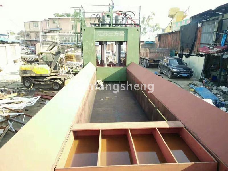 Q91-630T Heavy Duty Scrap Steel Gantry Shear