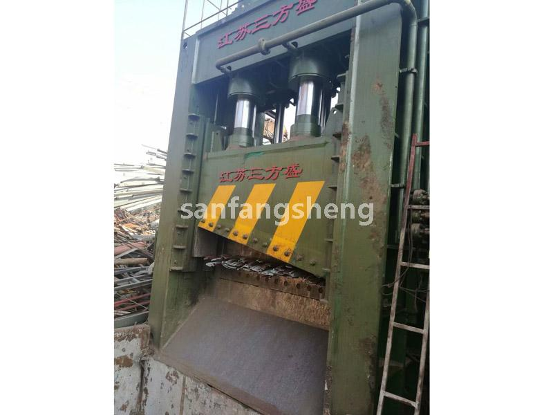 Q91-1000T Heavy Duty Scrap Steel Gantry Shear