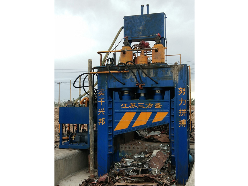 Q91-1600T Heavy Duty Scrap Steel Gantry Shear
