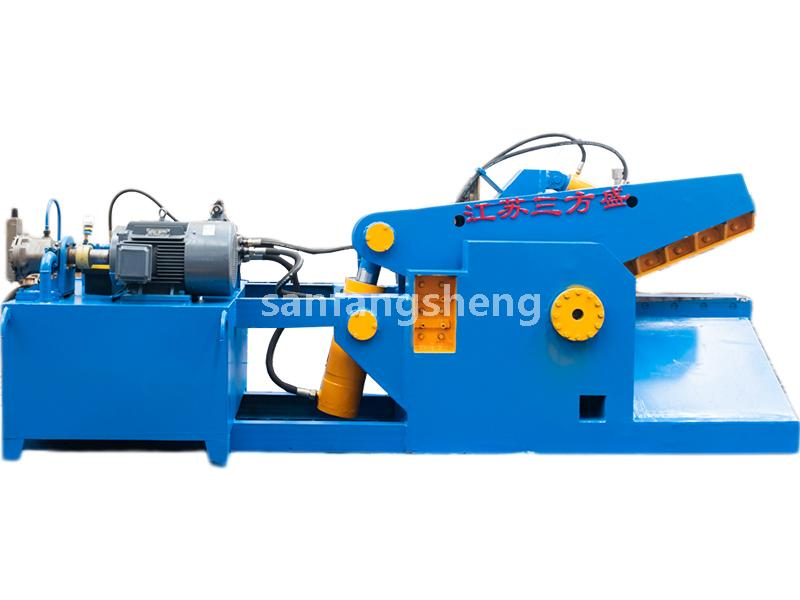 Q43-160T series hydraulic alligator shears