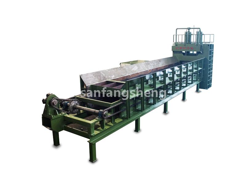 Q91-250T Heavy Duty Scrap Steel Gantry Shear