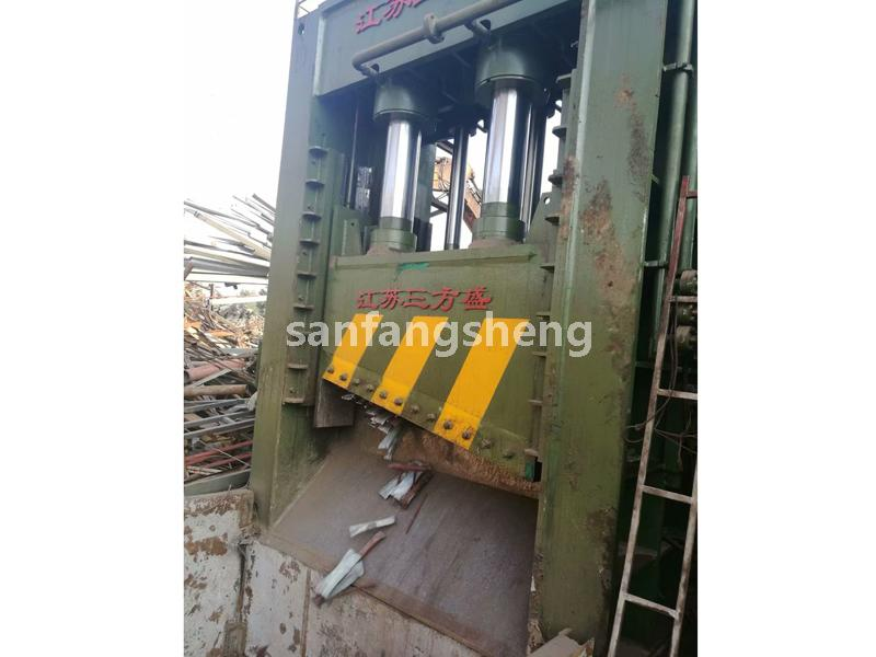 Q91-1250T Heavy Duty Scrap Steel Gantry Shear